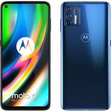 Motorola moto g9 plus, Navy Blue