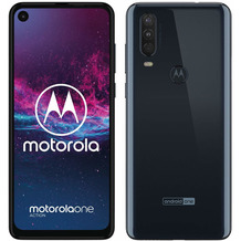 Motorola One Action 128GB, Denim Blue