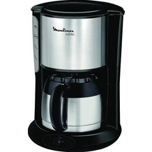 Moulinex Kaffeeautomat FT3608 Subito edelstahl-schwarz