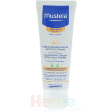 Mustela Dry Skin Nourishing Cream Cold Cream 40 ml