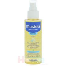 Mustela Normal Skin Massage Oil Spray 100 ml