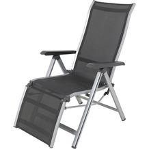 MWH Relaxsessel Kedline silber/grau