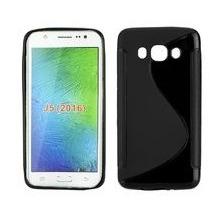 my-eXtra Back Case S für Samsung Galaxy J5, schwarz