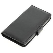 my-eXtra Bookstyle Tasche für Galaxy G920F S6, schwarz