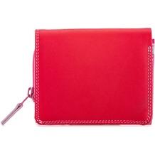 Mywalit Flap Coin Purse Geldbörse Leder 10 cm ruby