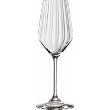 Spiegelau Spiegelau LifeStyle Champagnerglas, 4er-Set