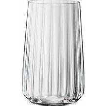 Spiegelau Spiegelau LifeStyle Longdrinkglas, 4er-Set