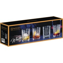 Nachtmann Square Whiskey 4er Set