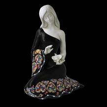 NADAL Figur Elegance with Flower 30,0 cm