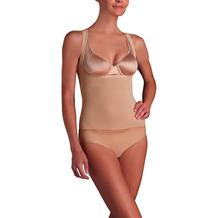 Naomi & Nicole Torsette Camisole Unterhemd Bauchweg Hemd Body Shaper Shaping Unterwäsche Figurformende Wäsche Haut 2XL (46)