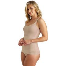Naomi & Nicole Unterhemd Bauchweg Hemd Body Shaper Shaping Unterwäsche Figurformende Wäsche Haut L (42)