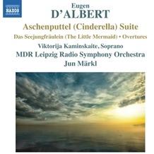 Naxos Aschenputtel (Cinderella) Suite, CD