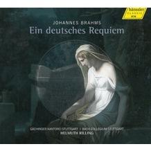 Naxos Ein deutsches Requiem, CD