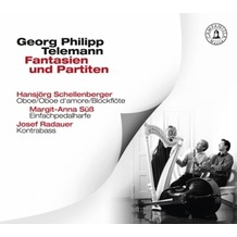 Naxos Fantasien/Partiten, CD