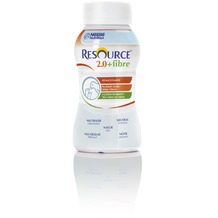 Nestlé Resource 2.0 fibre neutral, 24 x 200 ml, Trinknahrung