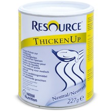 Nestlé Resource ThickenUp Pulver, 1 x 227 g