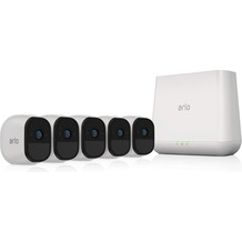 NETGEAR Arlo Pro Smart Home 5 HD-Kamera-Sicherheitssystem