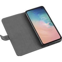 nevox ORDO Bookcase Samsung Galaxy S10e, schwarz-grau