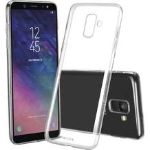 nevox StyleShell Flex, Samsung Galaxy A6, transparent