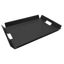 Niehoff Garden Tablett 39x26x4,6cm Aluminium charcoal