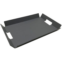 Niehoff Garden Tablett 39x26x4,6cm Aluminium grau