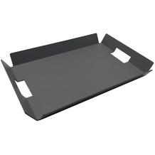 Niehoff Garden Tablett 47x34x4,6cm Aluminium grau