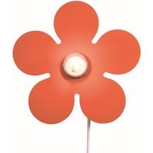 Niermann Standby Wandleuchte Happy-Flower orange