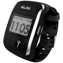 Nilox Bodyguard Smartwatch und Tracker schwarz