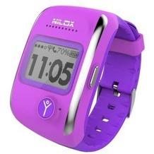 Nilox Bodyguard Smartwatch und Tracker lila
