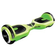 Nilox Doc Hoverboard lime green 6.5