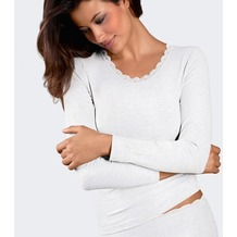 Nina von C. Body & Soul Shirt 1/1 Arm weiss 38