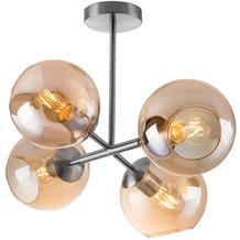 Nino Leuchten Deckenleuchte Glaskugeln 4-flg PILAR 61240423