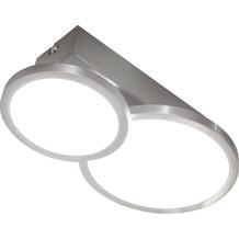 Nino Leuchten LED Deckenleuchte 2flg NEO Designleuchte 61400201
