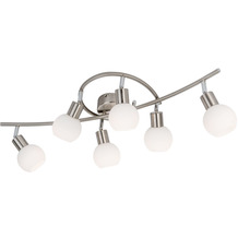 Nino Leuchten LED Deckenleuchte 6-flg. LOXY 67160601