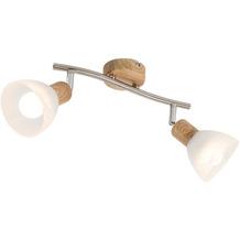 Nino Leuchten LED Spot 2-flg. DAYTONA 81890246