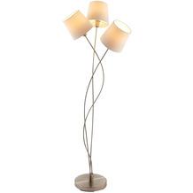 Nino Leuchten Stehleuchte 3flg LIMA Stehlampe 40570301