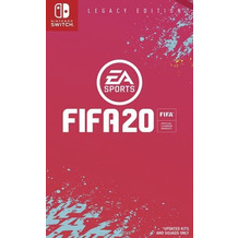 Nintendo Switch Fifa 20 Legacy Edition (USK 0)
