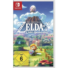 Nintendo Switch LEGEND OF ZELDA LINK'S AWAKENING (USK 12)