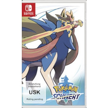 Nintendo Switch POKEMON SCHWERT (USK 0)
