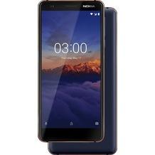 Nokia 3.1, Dual-SIM, 16 GB, blue