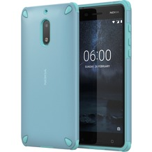 Nokia Rugged Impact Case CC-501 for Nokia 6  Sage Mint