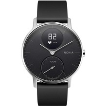 Nokia Steel HR 36mm, black