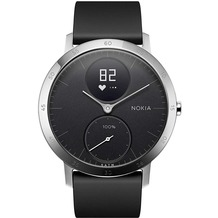 Nokia Steel HR 40mm, black