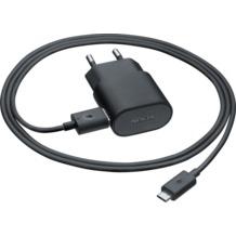 Nokia USB-Schnellladegerät AC-50, schwarz