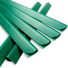 NOOR 25 Klemmschienen für Sichtschutzstreifen Farbe grün ~RAL6005