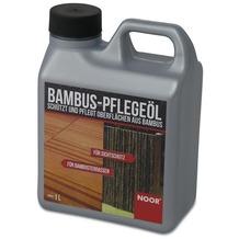 NOOR Bambusschutz Pflegeöl UV Wetterschutzöl 1L Bambus