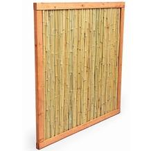 NOOR Bambuszaun Bangkok ca.Größe (HxB) 120 x 120 cm