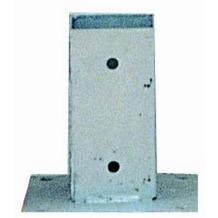 NOOR Einschlaghülsen für Asphalt (passend für Pfostengröße 7 x 7 cm)