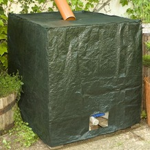 NOOR IBC Container Cover Wassertank Abdeckung 1000l
