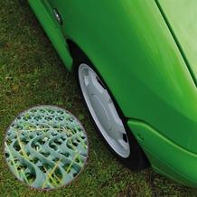 NOOR Premium Rasenschutzgitter grün 60 x 80 cm